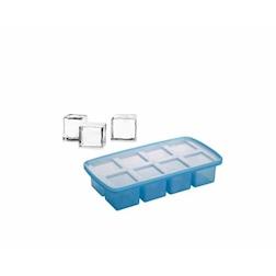 Stampo ghiaccio cubetti XXL in silicone cm 25X12,5