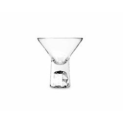 Coppa martini Shorty Libbey in vetro cl 13