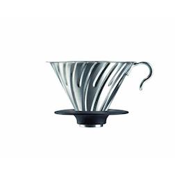 Filtro caffè 1-4 tazze in metallo