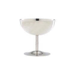 Coppa Champagne in acciaio inox cl 22