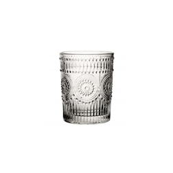 Bicchiere old fashioned Rossetti Goblet in vetro cl 29