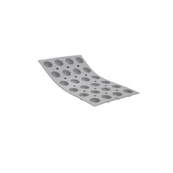Stampo Elastomoule Mezzesfere De Buyer in silicone