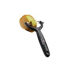 Pelakiwi Victorinox in acciaio inox e abs nero cm 14,3