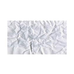 Tovaglietta Crackle Duni in carta bianca cm 30x40
