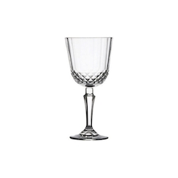 Calice acqua Diony in vetro cl 31