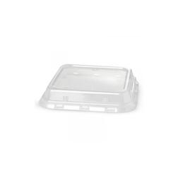 Coperchio trasparente per contenitori Duni in rpet cm 15,6x15,6