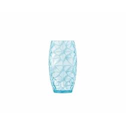 Bicchiere Prezioso Luigi Bormioli In vetro azzurro cl 62