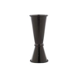 Jigger japanese in acciaio inox nero ml 15/25/35/50
