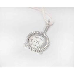 Ciondolo Strainer in argento cm 3