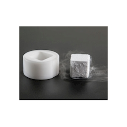 Stampo cubo 100% Chef per condensatore Dry Ice