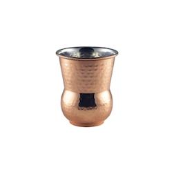 Mug Moroccan in acciaio inox rivestita di rame cl 40