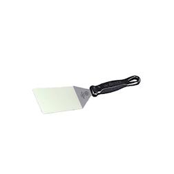 Spatola piegata porzionatura De buyer in acciaio inox cm 12