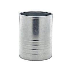 Maxi barattolo in latta lt 1,29 cm 11x14,5