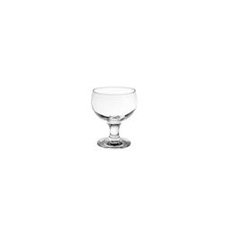 Coppa gelato Palm in vetro trasparente cl 35
