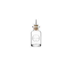 Bottiglia Angostura Elixir N.2 Luigi Bormioli con tappo cl 10