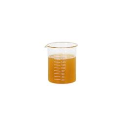Contenitore beaker graduato in vetro cl 20