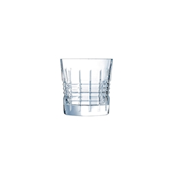 Bicchiere Rendez-Vous in vetro decorato cl 32