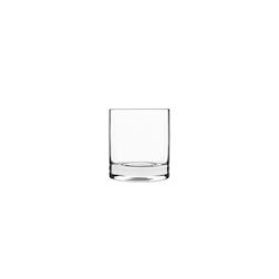 Bicchiere classico whisky Luigi Bormioli in vetro cl 40