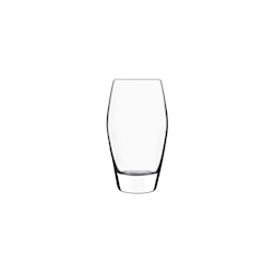 Bicchiere Atelier Luigi Bormioli in vetro trasparente cl 51