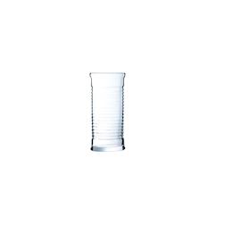 Bicchiere Tomato Be Bop alto in vetro cl 35