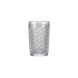 Bicchiere Astor vintage in vetro cl 38