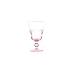 Calice Lace in vetro rosa cl 18