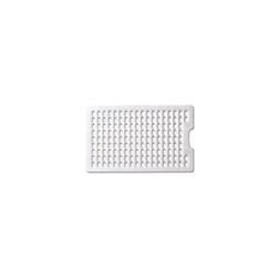 Griglia Araven in polietilene bianco cm 41,6x10x26,2