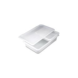 Gastronorm 1/1 Araven con coperchio e vasca per farina in polietilene