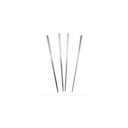 Stecchi Pick Diamond in plastica trasparente cm 11,5