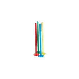 Miscelatori stirrer Tonin con pestello in plastica di colori assortiti cm 17