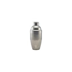 Cobbler shaker linea Vintage in acciaio inox anticato cl 50