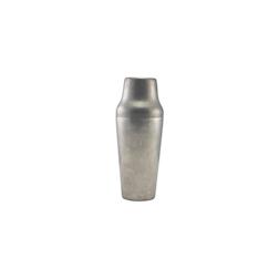 Shaker parisienne linea Vintage in acciaio inox anticato cl 70
