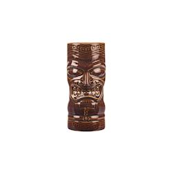 Tiki mug in porcellana marrone cl 59