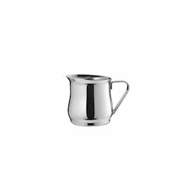 Mini lattiera in acciaio inox cl 11