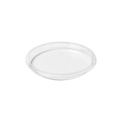 Coperchio per scatola Deli Duni in rpet trasparente cm 12