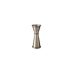 Jigger Antique Brass in acciaio inox anticato ottone ml 25-50