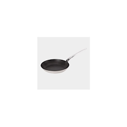 Padella antiaderente induzione Priority De Buyer in acciaio inox cm 20