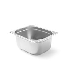 Gastronorm 1/2 in acciaio inox alta cm 6,5