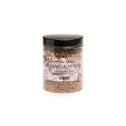 Segatura Mandorle 100% Chef per affumicatore gr 80