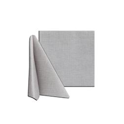 Tovagliolo Easy in cellulosa grigio chiaro cm 40x40