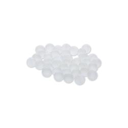Sfere cave per cottura a bassa temperatura in polipropilene bianco cm 2