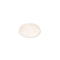Coperchio monouso per coppette gelato in PLA trasparente cm 11,5