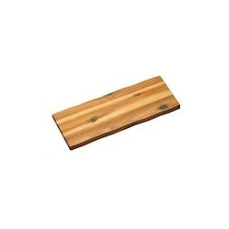 Tagliere rettangolare in legno di acacia cm 53X19X2
