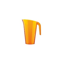 Brocca Mozaik in polistirene arancione lt 1,5