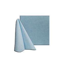 Tovagliolo Easy in cellulosa blu cm 40x40