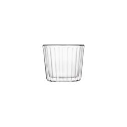 Bicchiere Cup Cake termico Bormioli Luigi in vetro cl 24