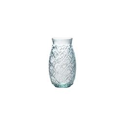 Bicchiere Ananas in vetro riciclato cl 70