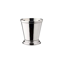Bicchiere Mint Julep in acciaio inox cl 22,75