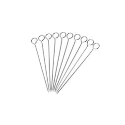 Spiedino per involtini in acciaio inox cm 10