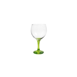 Calice cocktail Combinados in vetro trasparente e verde cl 64,5